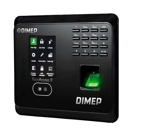 Controle De Acesso Dimep  - Senha, Biométrico e Leitor Facial   - Haja Automação