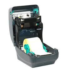 Impressora de Etiquetas Térmica GK420T 203 dpi USB,Serial e Paralela - Zebra  - Haja Automação
