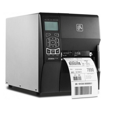 Impressora de Etiquetas Térmica ZT230 203 dpi USB/Serial/WiFi - Zebra