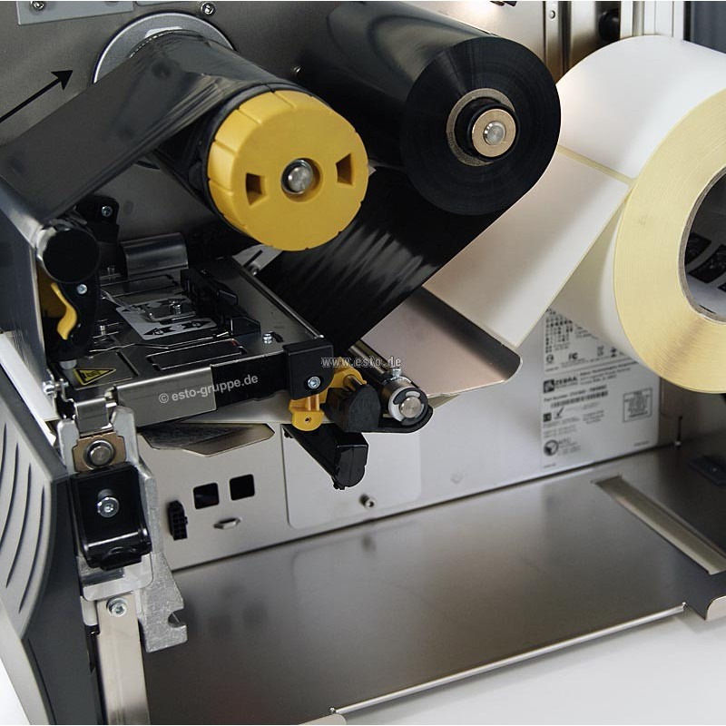 Impressora de Etiquetas Térmica ZT410 305 dpi - Zebra  - Haja Automação