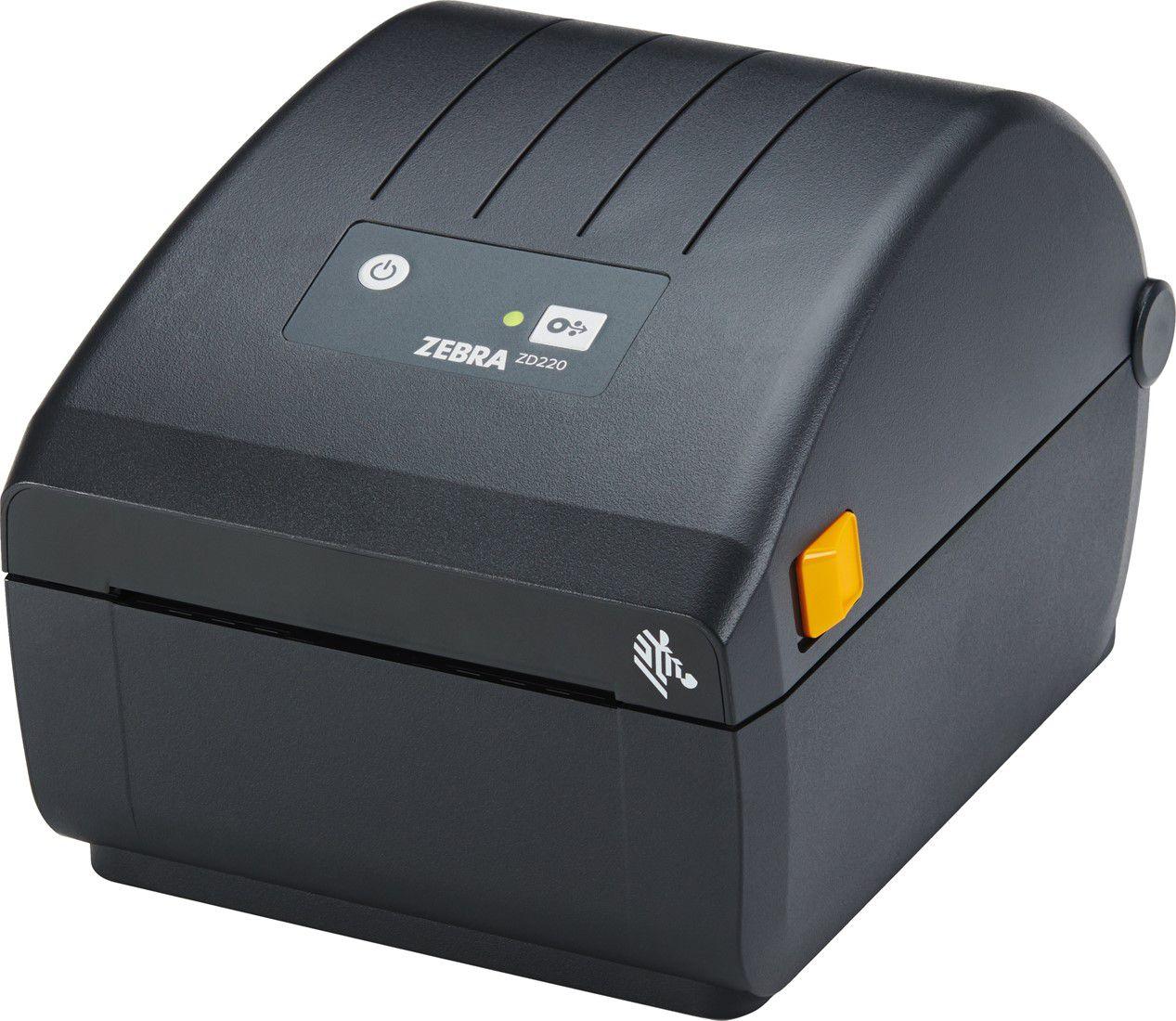 Impressora de Etiquetas Zebra ZD220 ( Substituiu a GC420)  - Haja Automação