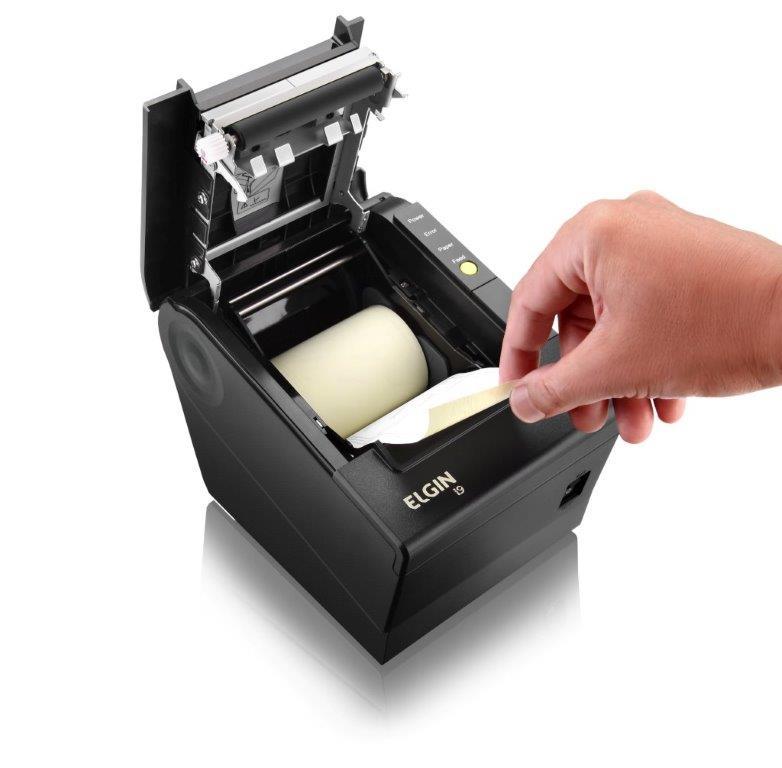 Impressora Não Fiscal Elgin i9 Full - USB, Serial e Ethernet   - Haja Automação