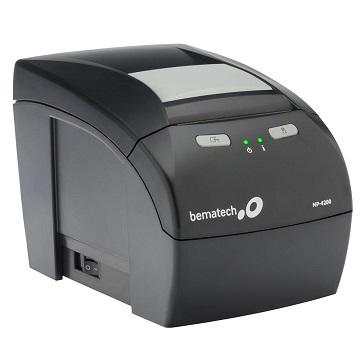 Impressora Não Fiscal Térmica Bematech MP-4200 TH USB e Ethernet