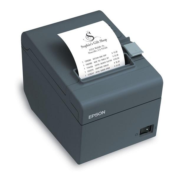 Impressora Térmica TM-T20 USB - Epson  - Haja Automação