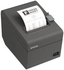 Impressora Não Fiscal Térmica TM-T20 Epson EThernet (Rede)  - Haja Automação