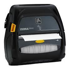 Impressora Portátil de Etiquetas e Recibos ZQ520 203dpi Bluetooth - Zebra  - Haja Automação