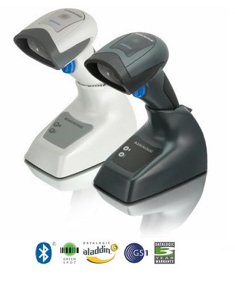 Leitor Código de Barras Sem Fio 1D QuickScan QBT2131 - Datalogic  - Haja Automação