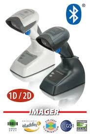 Leitor Código de Barras Sem Fio 2D QuickScan QBT2430 - Datalogic  - Haja Automação