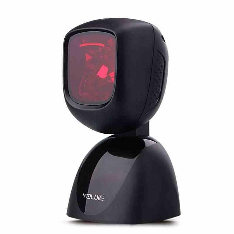 Leitor Fixo Honeywell Youjie HF600 1D/2D USB  - Haja Automação