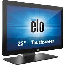 "Monitor Touch 22""  2202L - Elo Touch Solutions  - Haja Automação"