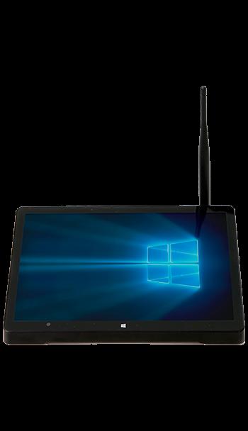 PDV All in One 10.8 Polegadas Touch POStech e-PDV3 - Intel x5-Z8300 1.8GHz, 4GB, 60GB, Win10