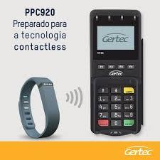 Pin Pad PPC920 USB - Gertec  - Haja Automação