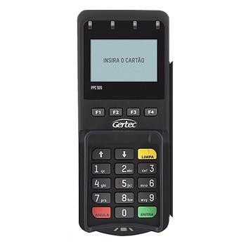 Pin Pad PPC920 USB - Gertec