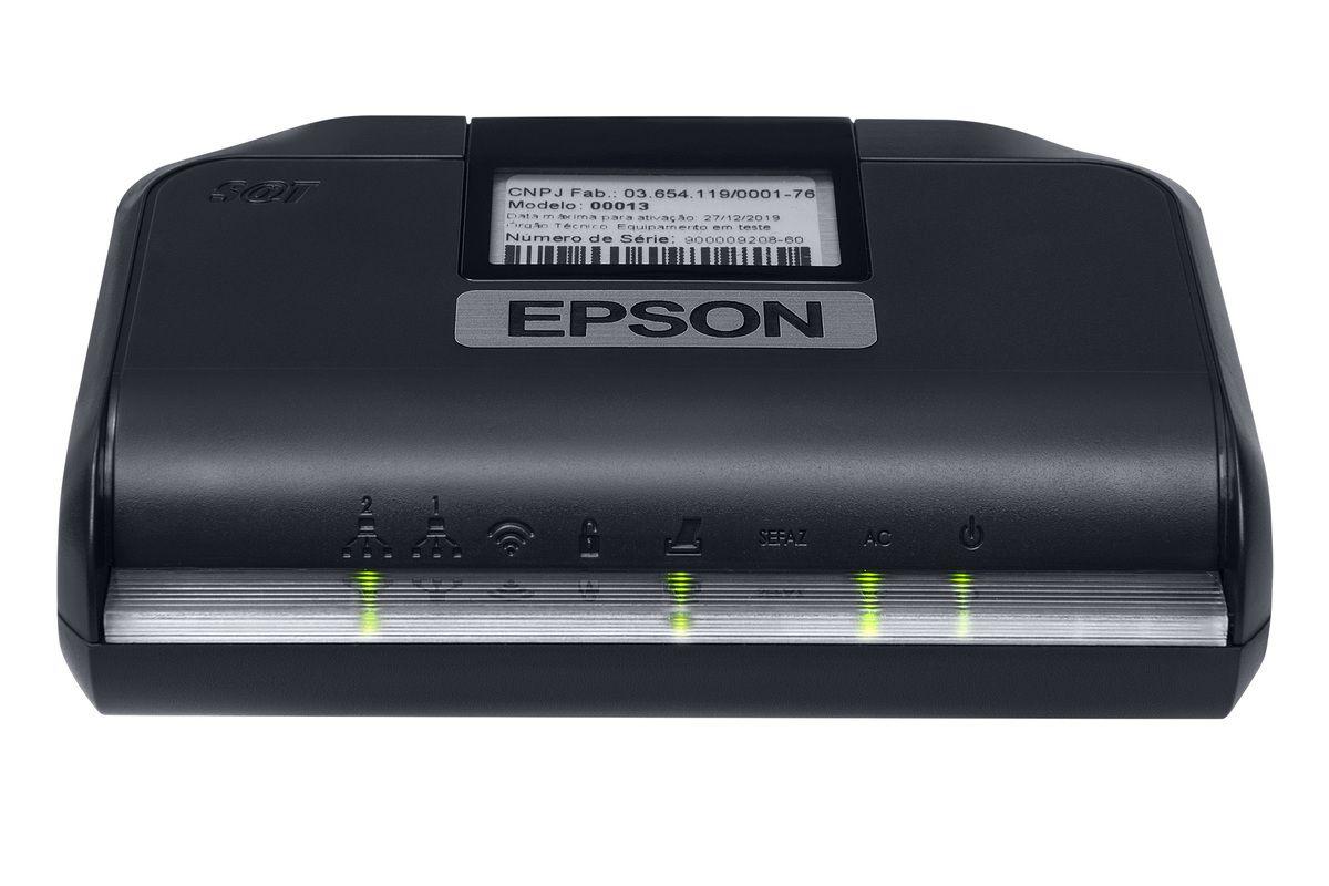Sat Fiscal Epson SAT-A10 c/ Fonte   - Haja Automação