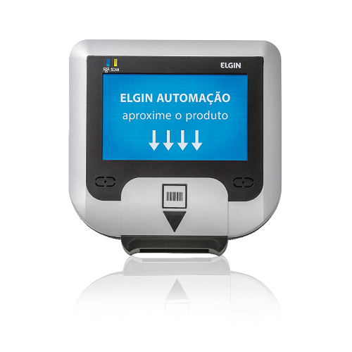Terminal de Consulta Elgin VP231 Touch Screen - USB  - Haja Automação