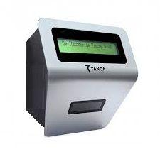 Terminal de Consulta Tanca VP-240 Ethernet   - Haja Automação