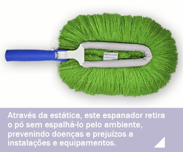 Espanador Eletrostático  - Planet Limp