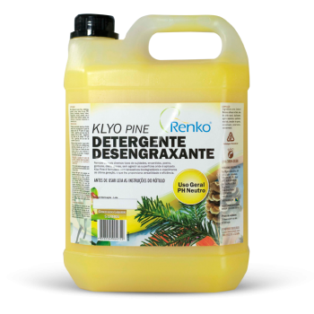 Detergente Desengraxante Neutro - Klyo Pine  - Planet Limp