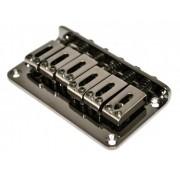 Ponte Cosmo Black Fixa para Guitarra - Sung-il (BN003)