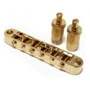Ponte Dourada para guitarra estilo Les Paul - Sung-il (BM002)