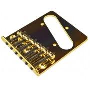 Ponte Dourada estilo Telecaster para guitarra - Sung-il (BT002)