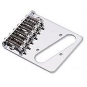Ponte Cromada estilo Telecaster para guitarra - Sung-il (BT002)