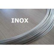 Traste Inox DHP-30H19S extra jumbo para guitarra/baixo - 1,9mm (altura) x 3,0mm (largura) x 1 metro (metro)