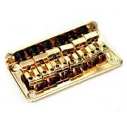 Ponte Dourada Fixa para Guitarra (estilo Vintage) - Sung-il (BN006)