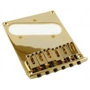 Ponte Dourada estilo Telecaster para guitarra - Sung-il (BT001)