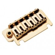 Ponte Dourada estilo Stratocaster para guitarra (Bloco 40mm) - Sung-il (BS084)