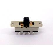 Chave seletora 3 posições tipo interruptor para Jaguar/Jazzmaster