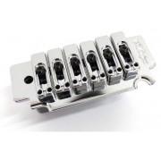 Ponte Cromada Tremolo 2 pivôs para Guitarra (Bloco 40mm) - Wilkinson by Sung-il (WVS50K)