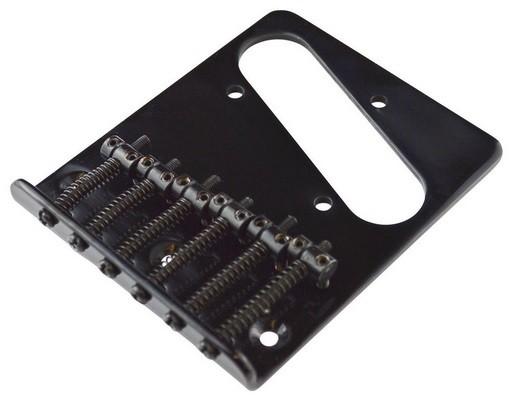 Ponte Preta estilo Telecaster para guitarra - Sung-il (BT002)  - Luthieria Brasil