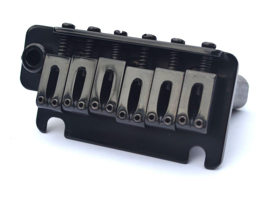 Ponte Preta estilo Stratocaster para guitarra (Bloco 40mm) - Sung-il (BS084)  - Luthieria Brasil