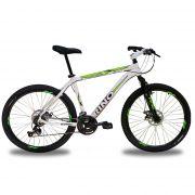 395a0a1e6 Bicicleta RINO Atacama aro 26 freio a disco 21v