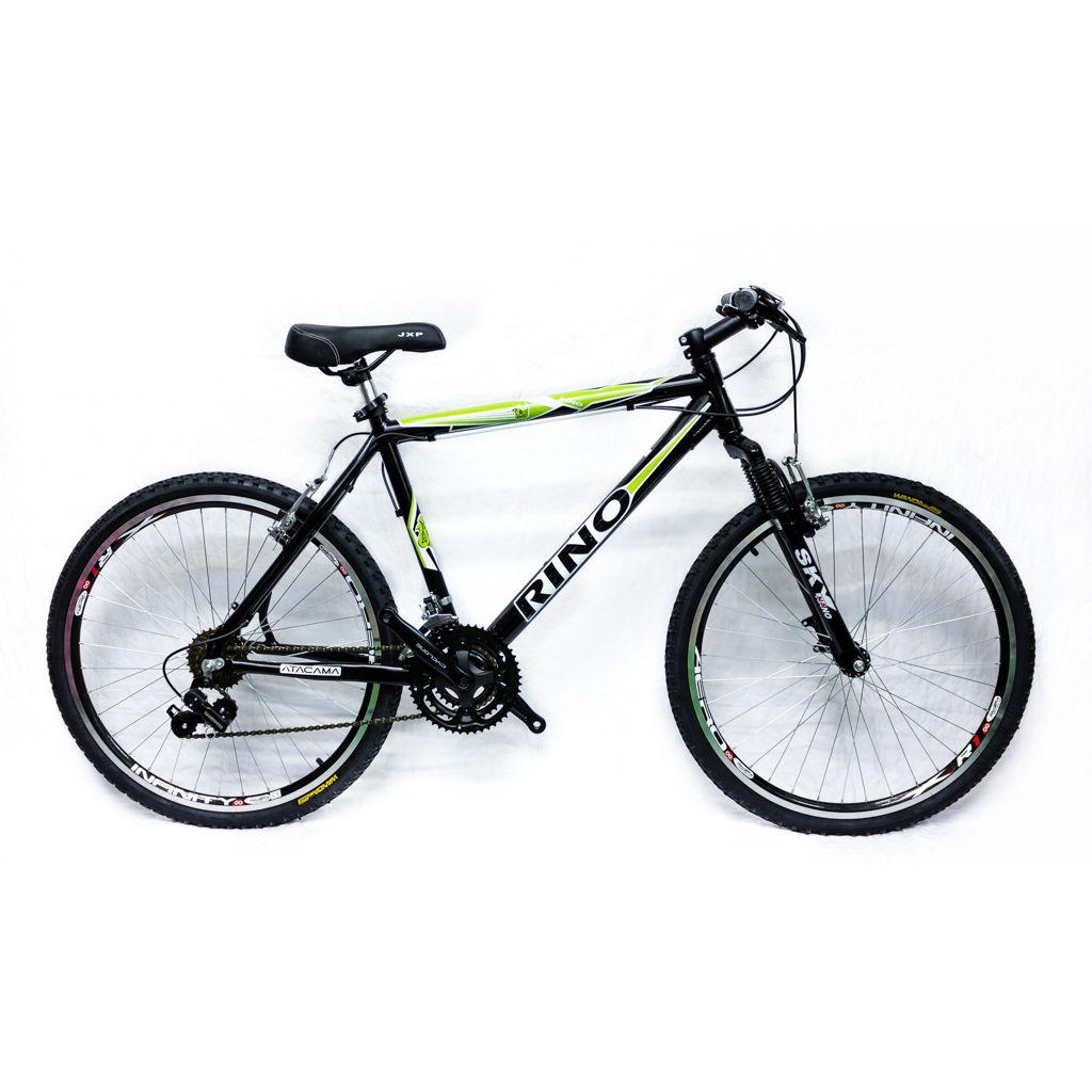8242de34d Bicicleta Rino Atacama 2.0 Câmbios Shimano aro 26 Freio V. Brake -  Extremebike ...