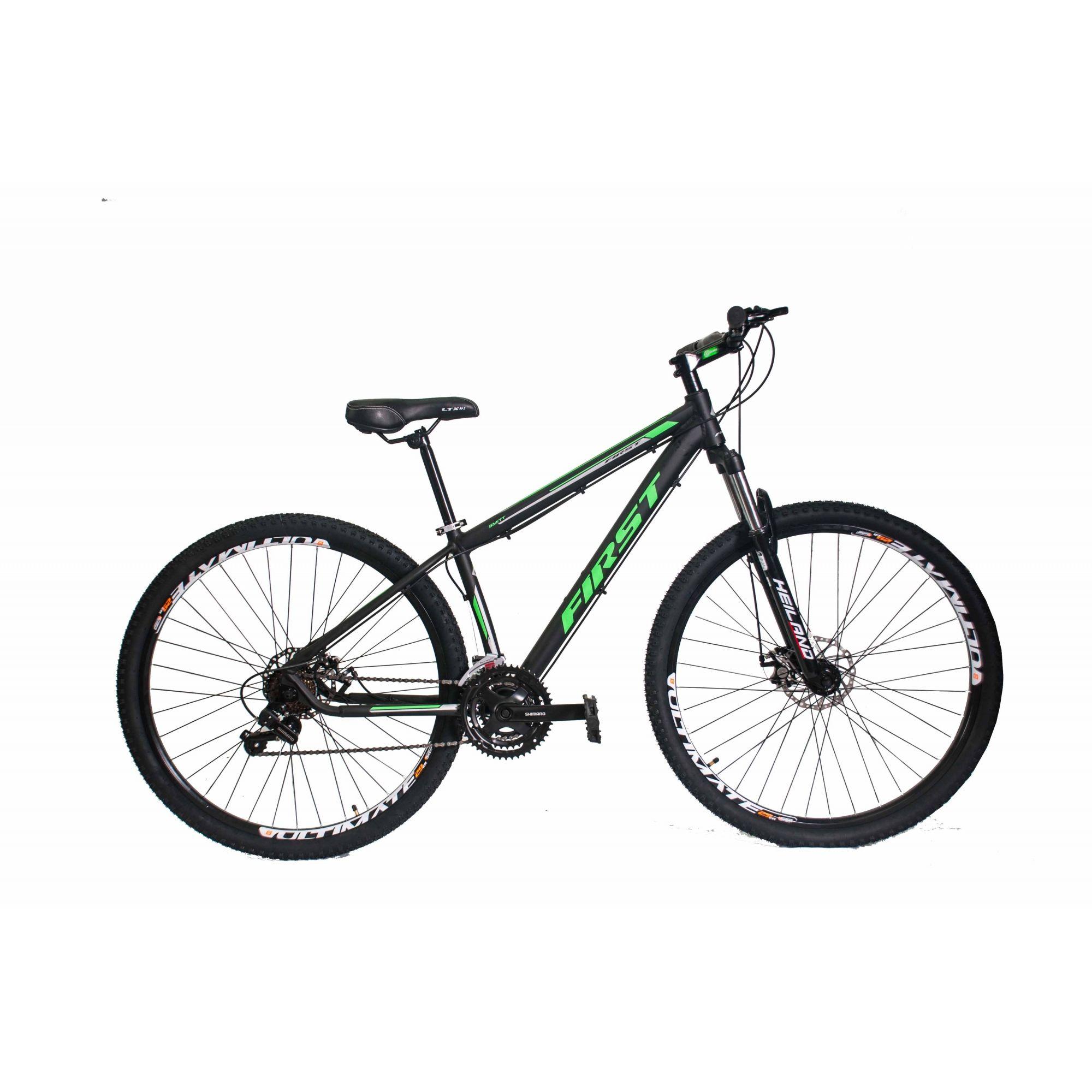 765e1363a Bicicleta 29 FIRST SMITT - Shimano completo - freio a disco 21 Marchas -  Extremebike ...