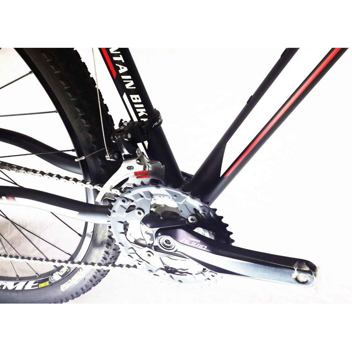 9462d3fbb ... Bicicleta RUSH KIT ALIVIO 27 VELOCIDADES