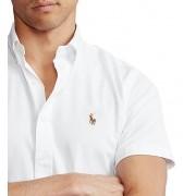 Camisa RL Manga Curta Branca Logo Colorido