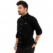 Camisa Social LCT Preta