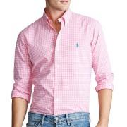 Camisa Social RL Mini Xadrez RL Rosa - TRQ