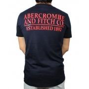 Camiseta ABR Azul Marinho Back