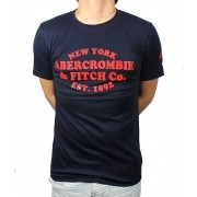 Camiseta ABR Azul Marinho New York