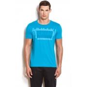 Camiseta AX Turquesa 131