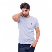 Camiseta Basic RL  Cinza 2