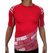 Camiseta HB Vermelha - 03 Slim Fit