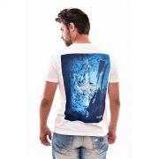 Camiseta Osklen Diving Branca