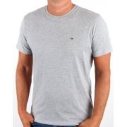 Camiseta TH Basic Mescla Claro