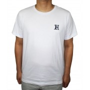 Camiseta TH Branca Logo H