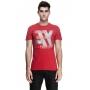 Camiseta AX Vermelha Tech